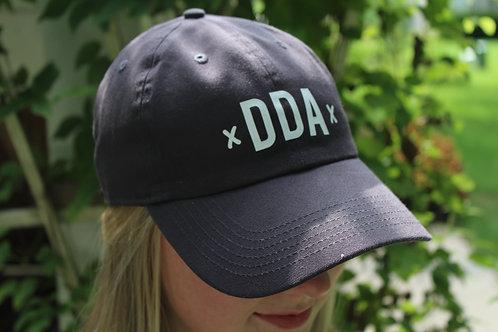 Black DDA Ball Cap