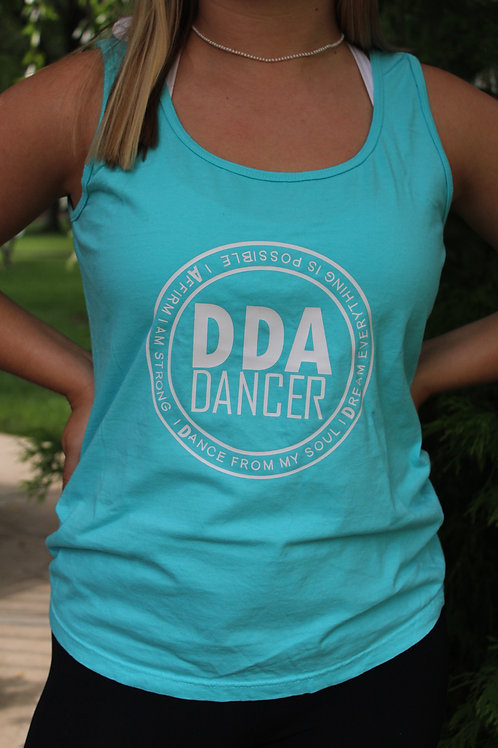 I am a DDA Dancer Tank