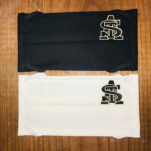 St. Teresa's Academy School Mask - Black or White