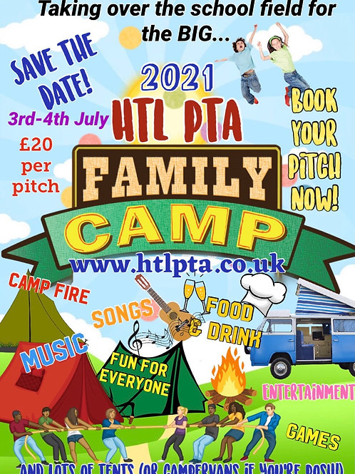 THE BIG 2021 HTL FAMILY CAMP OUT!