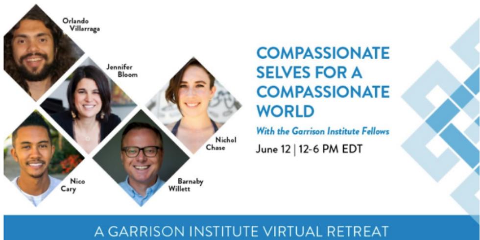 Virtual Retreat: Compassionate Selves for a Compassionate World