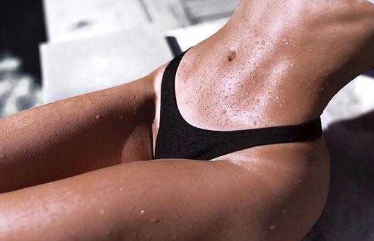 Our bikinis Saltyhair bikini