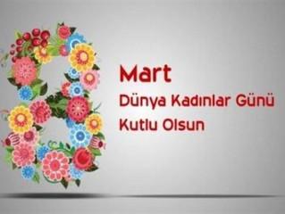 """""""Kadınlarımızın Türkiye' nin büyümesine katkısını artırmak öncelikli hedefimizdir"""""""