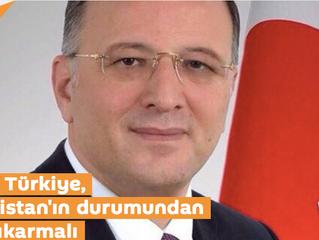 Gaziantep Milletvekili AK Parti ekonomistlerinden Koçer, olası bir erken seçimde ekonomik riskleri,
