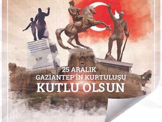 """""""Gaziantep Savunması Eşsiz Bir Kahramanlık Örneğidir"""""""