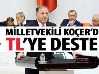 TL'ye Destek