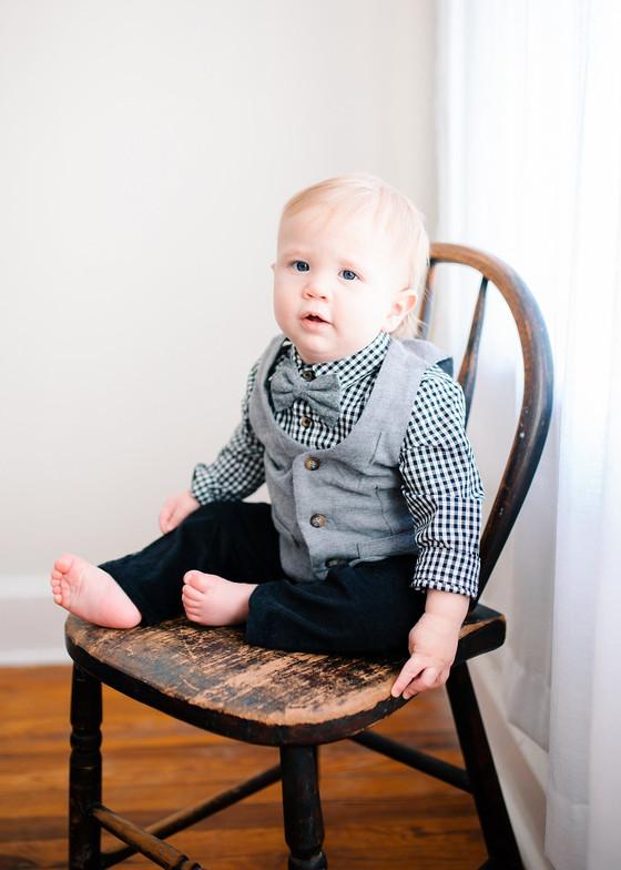 Oliver at 9 months