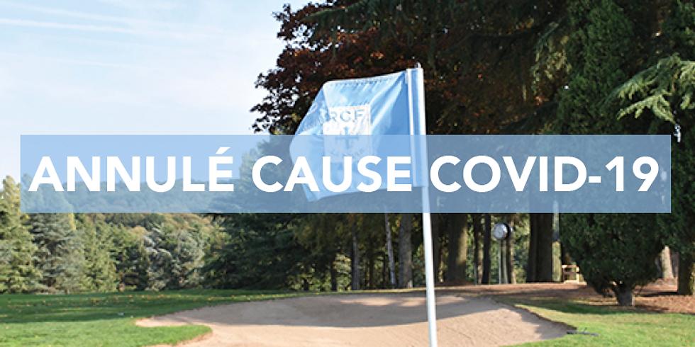 Compétition de golf #1 au Golf de La Boulie