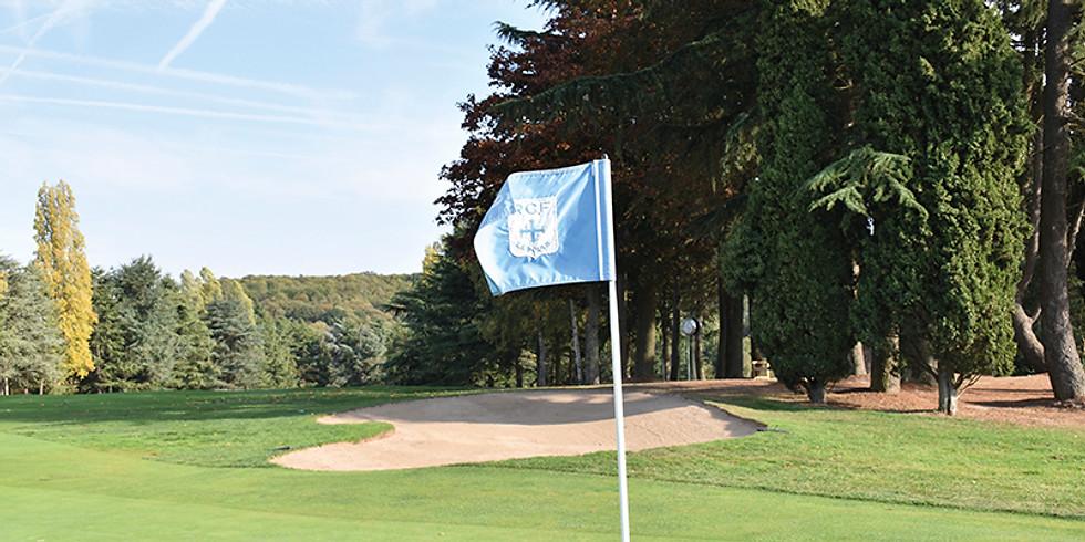 Compétition de golf #2 au Golf de La Boulie