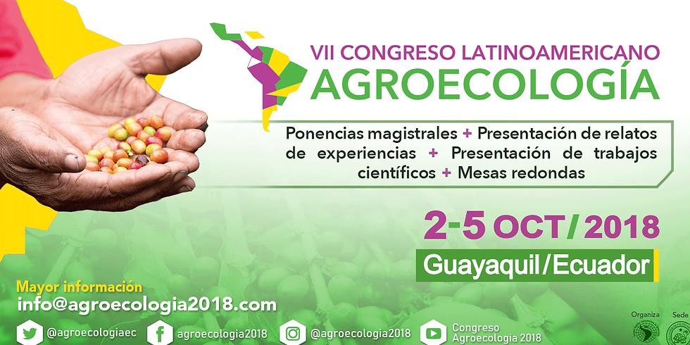 VII Congreso Latinoamericano de Agroecología