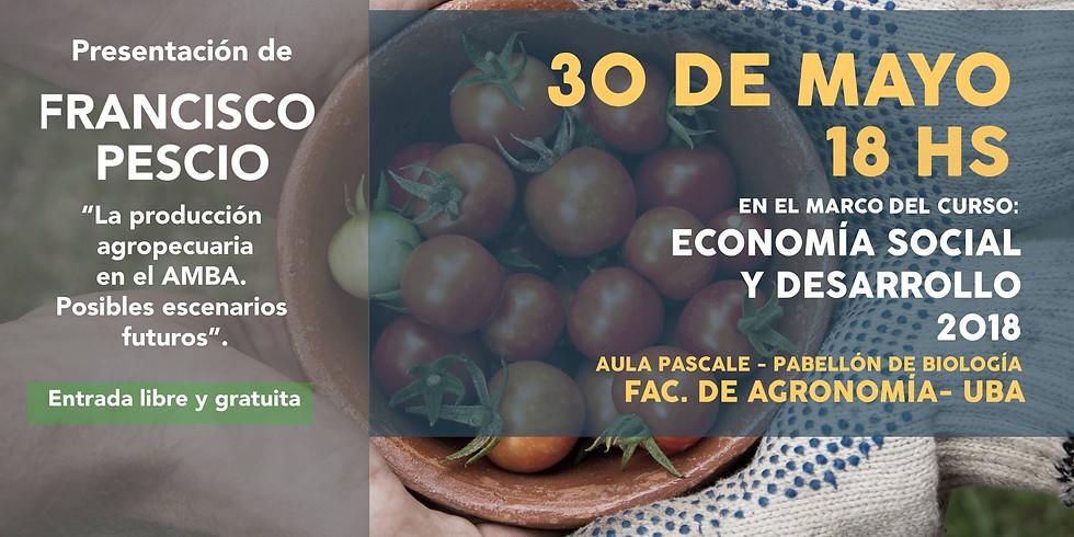 4ta Clase del Curso Economía Social y Desarrollo 2018