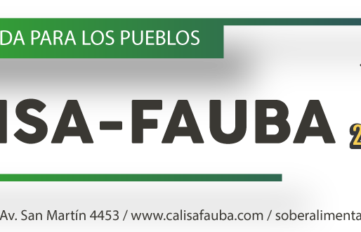 10 AÑOS DE LA CÁTEDRA LIBRE DE SOBERANÍA ALIMENTARIA -FAUBA