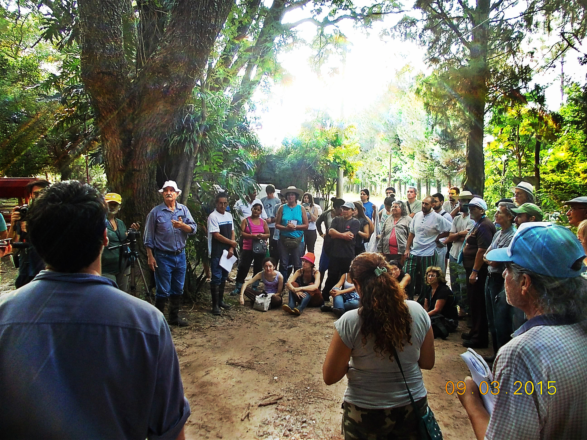 "Viaje a ""Naturaleza Viva""-Guadalupe Norte, Pcia. de Santa Fe"