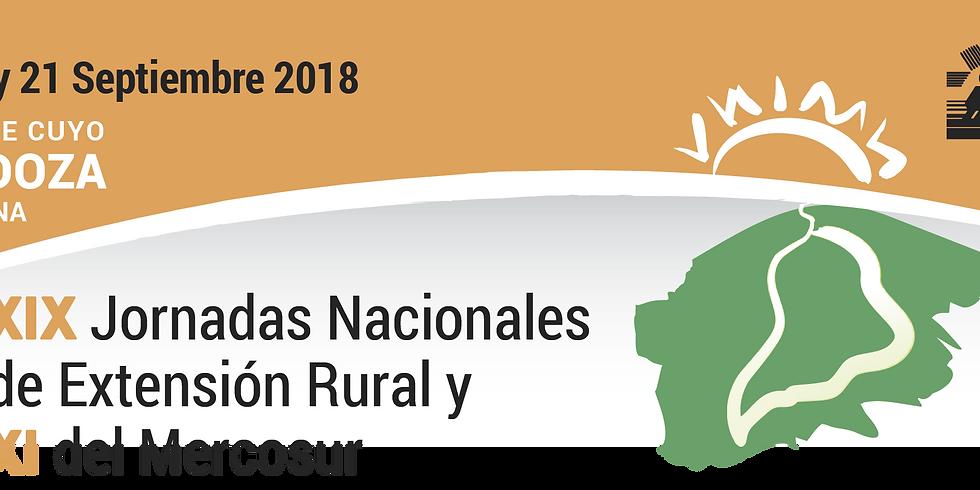 2da COMUNICACIÓN - JORNADAS AADER 2018 EN MENDOZA