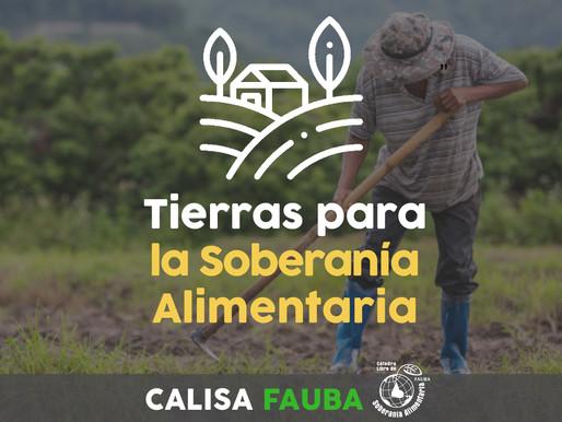 La tierra es lo primero para los agricultores familiares de los periurbanos