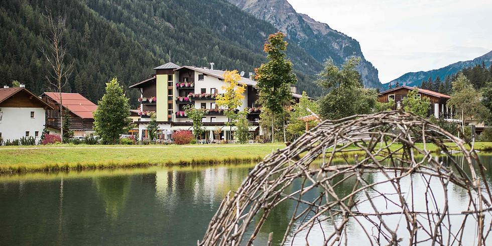 Goldener Herbst: Yoga Retreat in Tirol