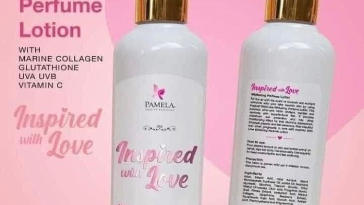 Inspired with love Lotion 250ml