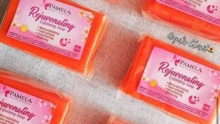 Rejuvenating Soap