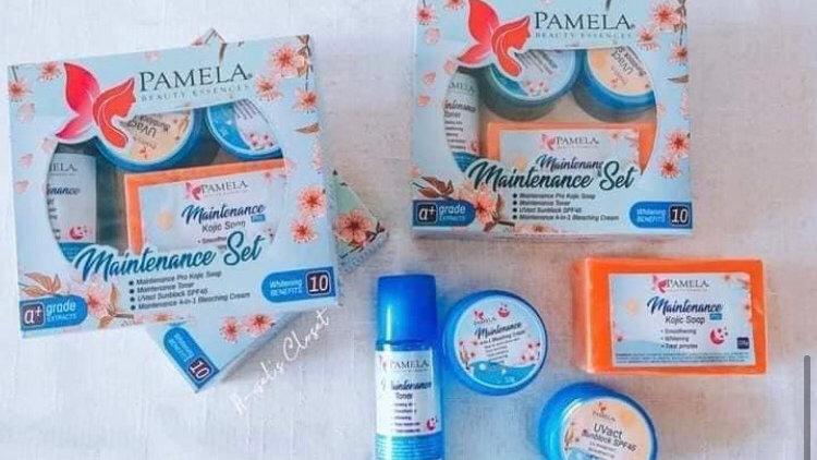 Pamela maintenance Set