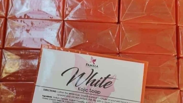 Pamela White Soap