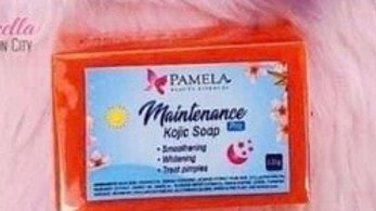 Maintenance Kojic soap