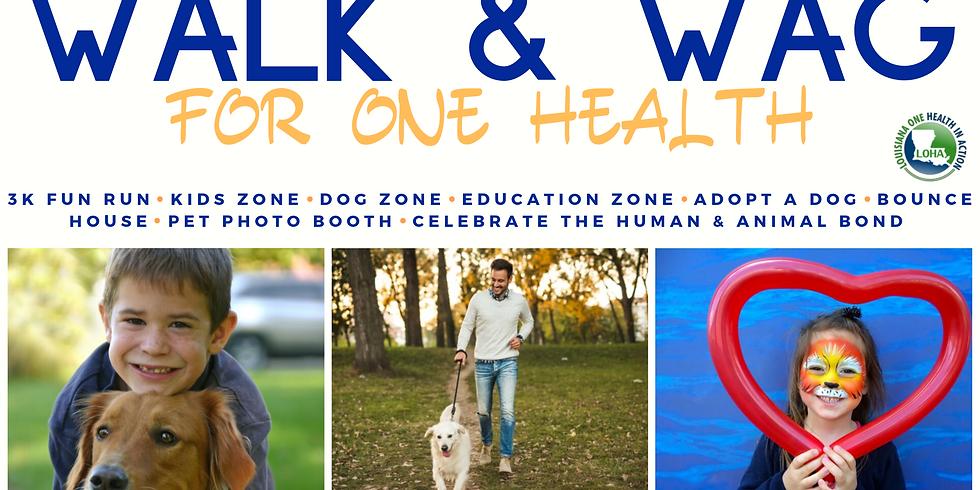 Walk & Wag for One Health