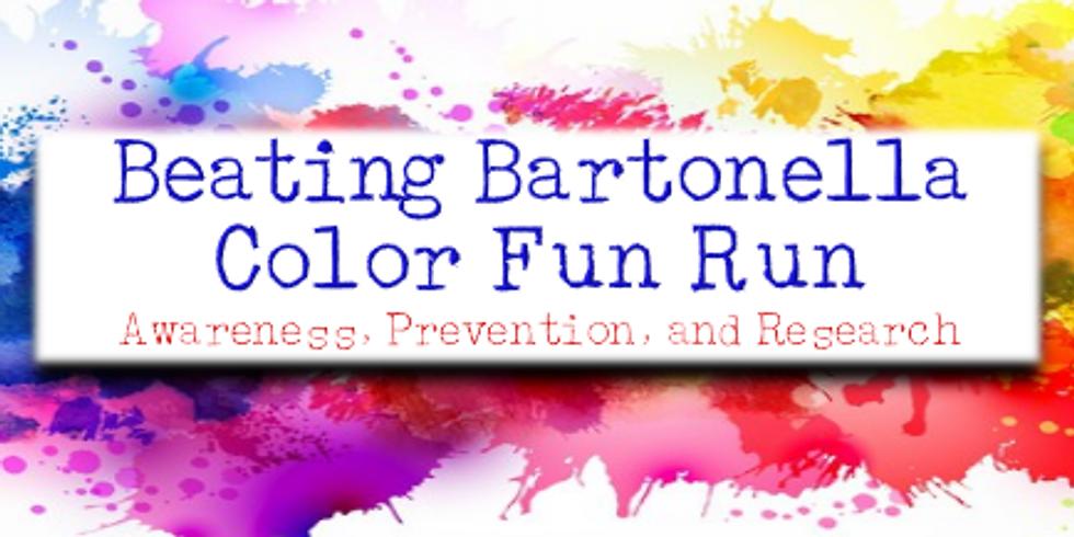 Beating Bartonella Fun Run