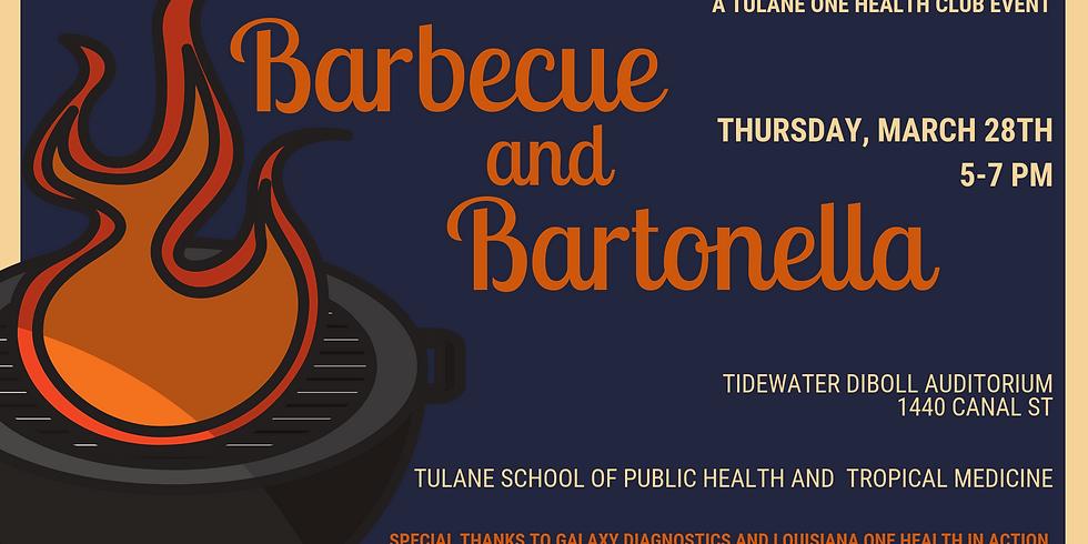 Barbecue and Bartonella- One Health Student Club @ Tulane
