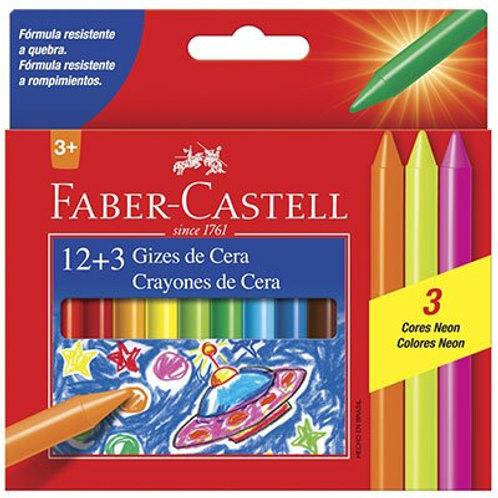 Giz De Cera Faber-Castell