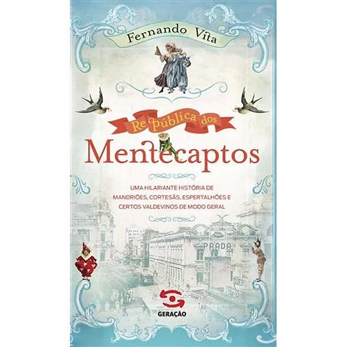 Livro República Dos Mentecaptos