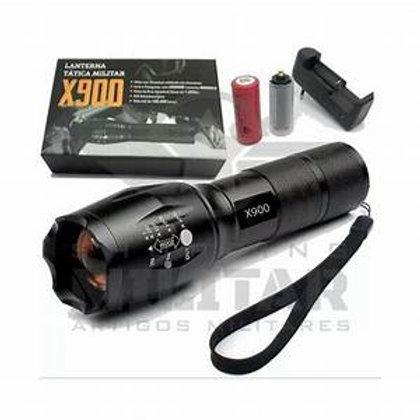 Lanterna Tática Militar X-900