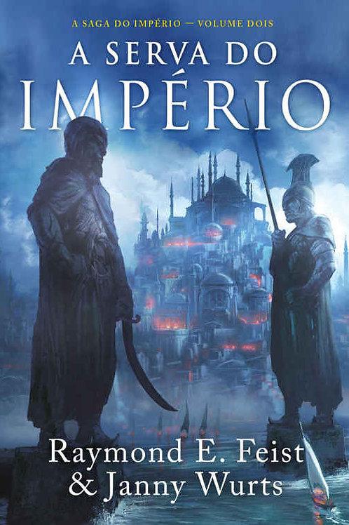 Livro A Serva Do Império