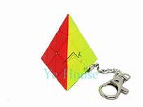 Chaveiro Cubo Magico Triangulo