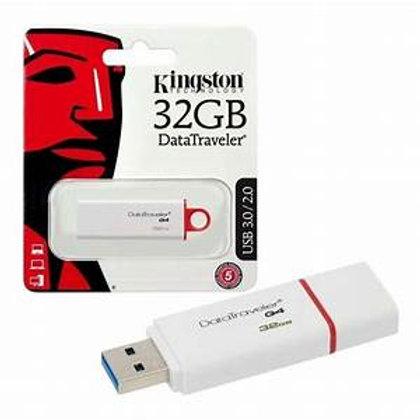 Pen Drive Kingston 32 gb Data Traveler G4