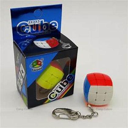 Chaveiro Cubo Magico 3x3x3 Cube