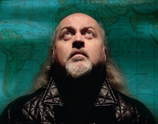 Bill Bailey has all the best cards