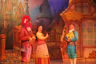 Civic Hall, Bedworth, Review: Beauty and the Beast