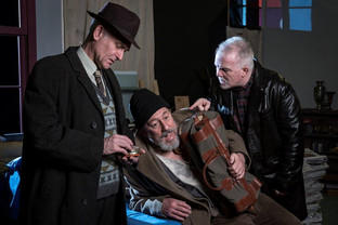 Loft Theatre preview: The Caretaker
