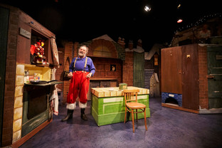 Warwick Arts Centre, review: Father Christmas
