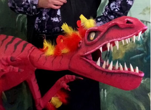 Monsters run free at Bedworth