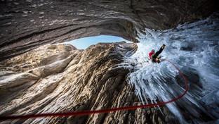 Banff Mountain Film Fest rock up in Leam