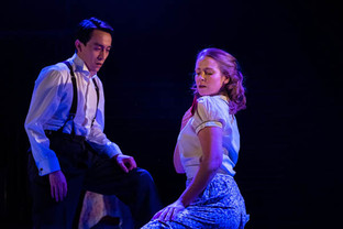 Acting lifts Miss Julie above technical hitches