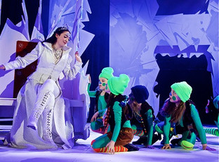 Albany Theatre review: The Snow Queen