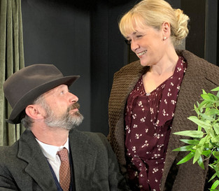 The Grey Mist, Priory Theatre, Review