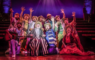 Belgrade review: Joseph and the Amazing Technicolor Dreamcoat