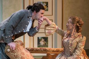 Loft Theatre Review:Les Liaisons Dangereuses