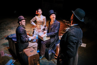 Inventive production lifts Phileas Fogg to new heights