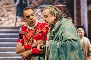 Cicero's portrayal is a spellbinding triumph