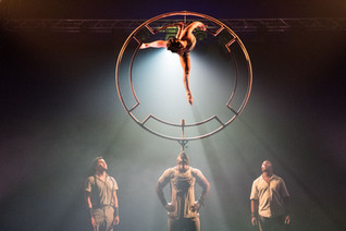Stunning show takes circus to new heights