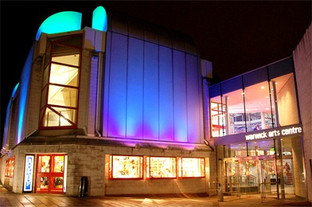 Warwick Arts Centre plans massive revamp